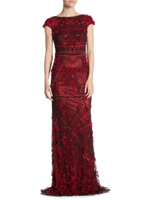 Garnet Mermaid Dress