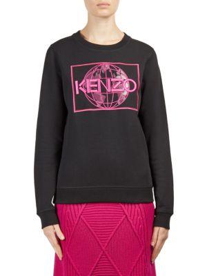 Logo Classic Sweatshirt by KENZO