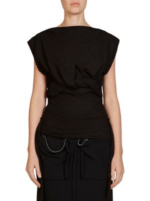 Knotted Wool Top by LOEWE