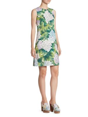 Buy Dolce & Gabbana Brocade A-Line Dress online with Australia wide shipping
