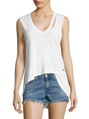 Cooper Cutout Tank by n:Philanthropy