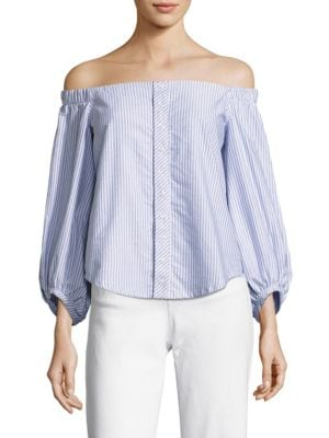 Navarte Off-the-Shoulder Top by McGuire