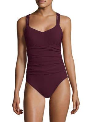 Gottex Swim Java One-Piece Swimsuit