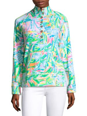 UPF 50+ Captain Popover Top by Lilly Pulitzer