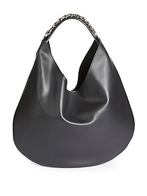e267ef9682 Givenchy - Infinity Medium Leather Hobo Bag - saks.com