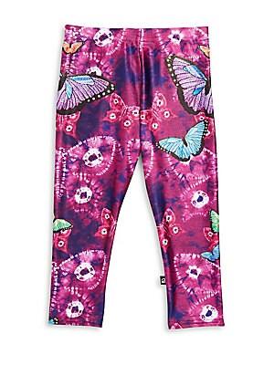 5460bb45 Terez - Girl's Butterfly Print Leggings - saks.com