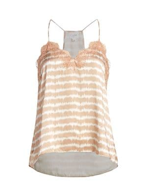 The Racer Striped Camisole by Cami NYC