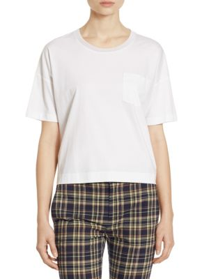 Boxy Jersey Tee by Polo Ralph Lauren