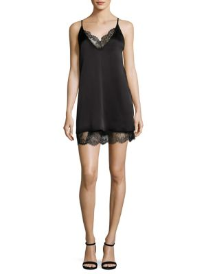 The Laura Silk Camisole Dress