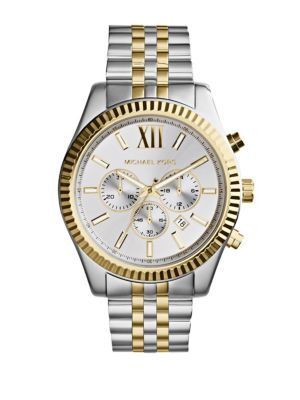 c927650fe64c Michael Kors - Pyper Three-Hand Gold-Tone Stainless Steel Watch ...