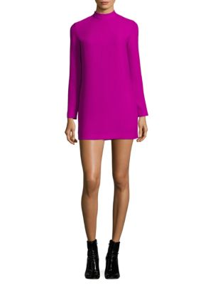 Buy Carven Mock Collar Shift Dress online with Australia wide shipping