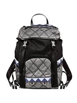 Prada Backpack 2017