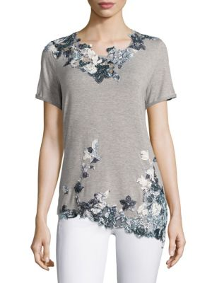 Samara Knit Top by Elie Tahari