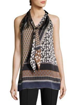 Julisa Silk Blouse by Lafayette 148 New York