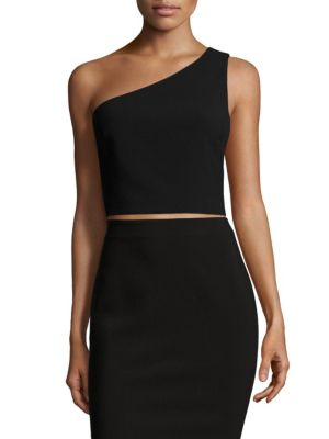 Helena One-Shoulder Top by LIKELY