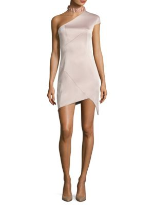 Buy Misha Collection Hana One-Shoulder Dress online with Australia wide shipping