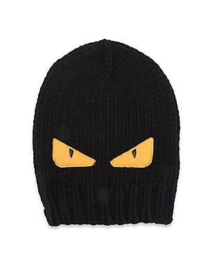 Fendi - Monster Wool Hat - saks.com e02bea7fd8b