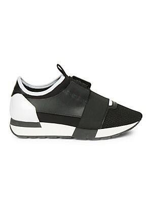 9a29d4cc93 Balenciaga - Race Runner Sneakers - saks.com