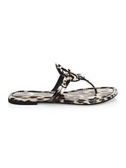 884963b818f6 QUICK VIEW. Tory Burch. Miller Printed Leather Sandals