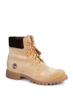OFF-WHITE Off White C/O Virgil X Timberland Men'S Brown Boots, Tan
