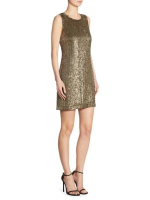 Buy Polo Ralph Lauren Sequined Shift Dress online with Australia wide shipping