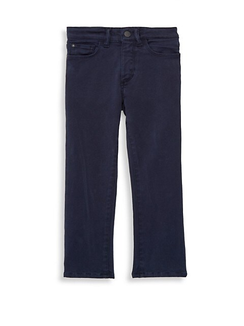 Little Boy's & Boy's Brady Slim-Leg Pants
