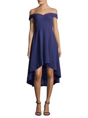 Buy Aidan Mattox Sweetheart High-Low Cocktail Dress online with Australia wide shipping