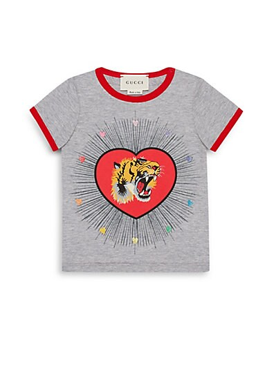 0795bb343d16 Gucci Baby's Tiger T-Shirt on sale at Saks Fifth Avenue for $54.37 was  $145, 63% off