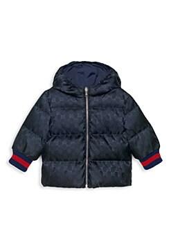 a20ad4c79 Gucci. Baby Boy's Nylon Padded Coat