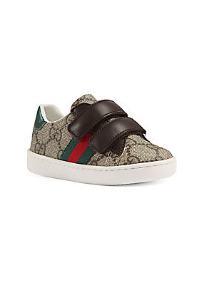 d82452273a0 Gucci - Baby s  amp  Toddler s GG Supreme Sneakers