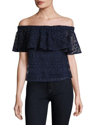Cicero Off-the-Shoulder Top by LIKELY