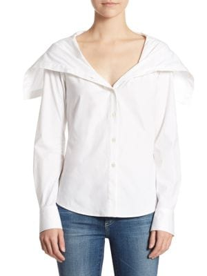 Long Sleeve Doherty Shirt by Theory