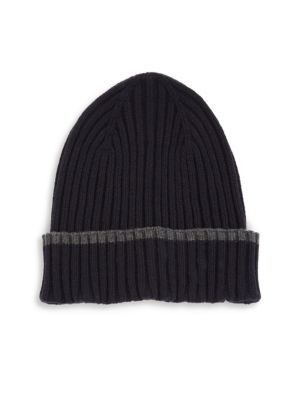 Saks Fifth Avenue  MODERN Tipping Modern Beanie