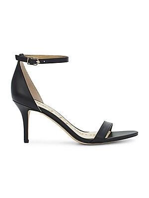 3ad609e9840 Sam Edelman - Odila Scalloped Suede Ankle-Strap Sandals - saks.com