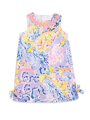 Toddlers Little Girls  Girls Printed Cotton Romper