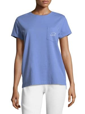 Short Sleeve Pocket Tee by Vineyard Vines