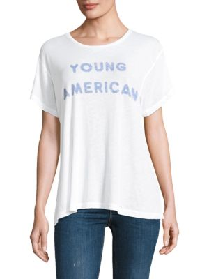 Young American Manchester Tee by Wildfox