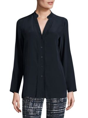Nahona Silk Blouse by Escada