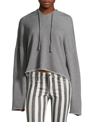 Marvin Cropped Hoodie by RtA