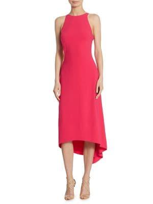 Buy Halston Heritage Sleeveless Crepe Dress online with Australia wide shipping
