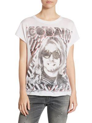 Kurt Cobain Regular-Fit T-Shirt by R13