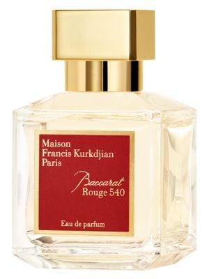 Eau De 540 Baccarat Rouge Parfum 1lTFKJc