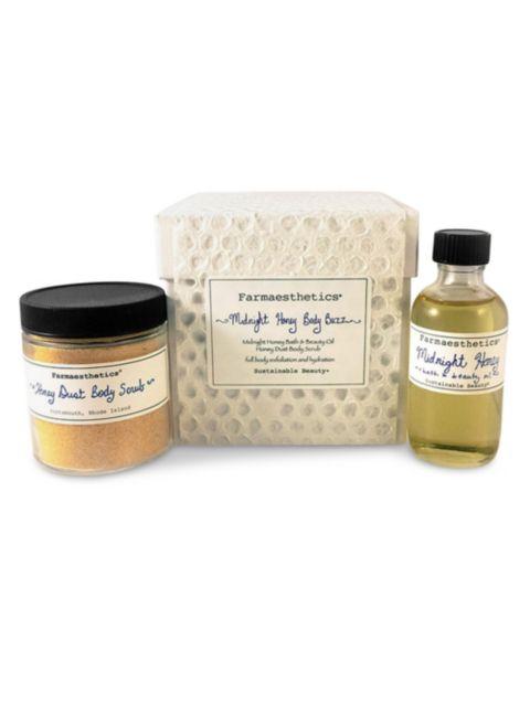 Farmaesthetics Midnight Honey Body Buzz Set   SaksFifthAvenue