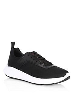 Prada - Nylon Low-Top Sneaker