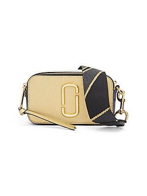 5eaa174aedde Marc Jacobs - Snapshot Playboy Shoulder Bag - saks.com