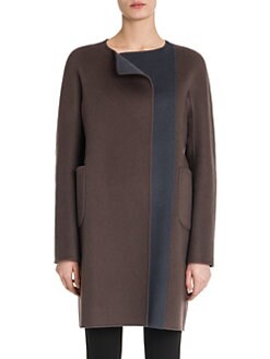 Women's Apparel - Coats - Wool & Cashmere - saks.com
