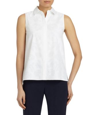 Jared Blouse by Lafayette 148 New York