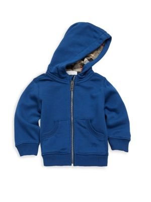 Babys  Toddlers Cotton Hooded Jacket