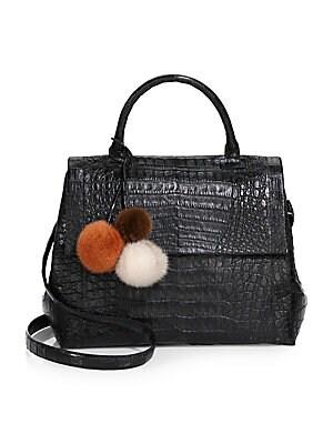 Sophie Top Handle Bag by Nancy Gonzalez
