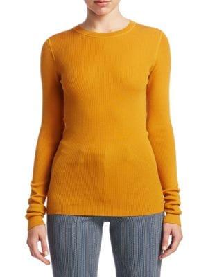 THEORY Wools Mirzi Merino Wool Sweater
